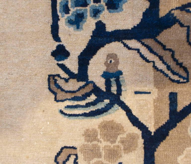 19th Century Chinese Peking Rug For Sale At 1stdibs