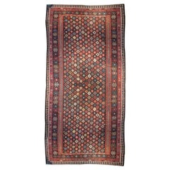 Early 20th Century Azari Kilim Carpet
