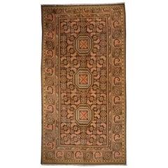19th Century Central Asian Samarghand Carpet