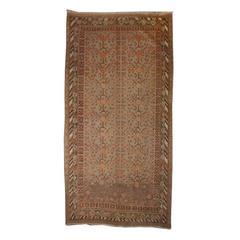 Early 20th Century Central Asian Khotan Carpet