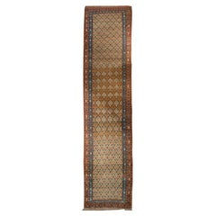 Early 20th Century Malayer Carpet Runner