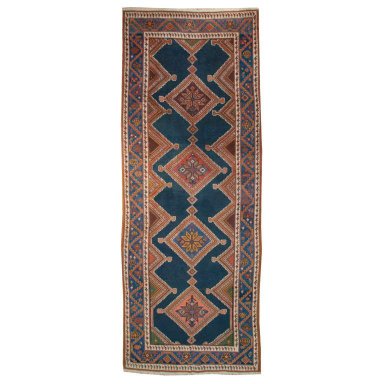 Early 20th Century Persian Azeri Carpet For Sale At 1stdibs