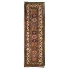 19th Century Persian Shirvan Carpet Runner