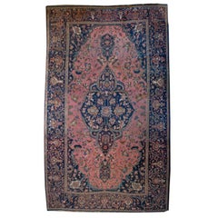 19th Century Persian Sarouk Carpet