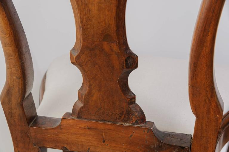 Queen Anne Dining Chairs For Sale 2