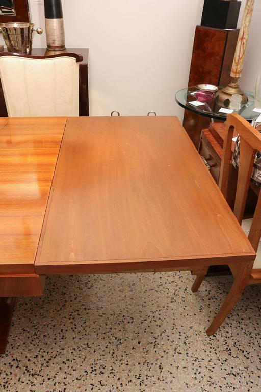 Art Deco Dining Room Table For Sale 2