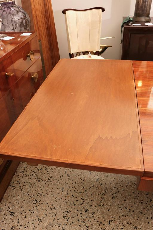 Art Deco Dining Room Table For Sale 3