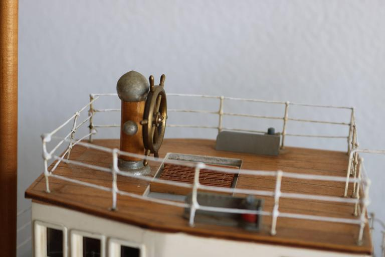 Wood Artisan Boat For Sale