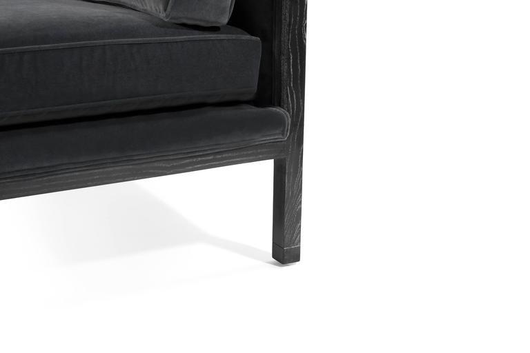 20th Century Edward Wormley for Dunbar Sectional Sofa For Sale