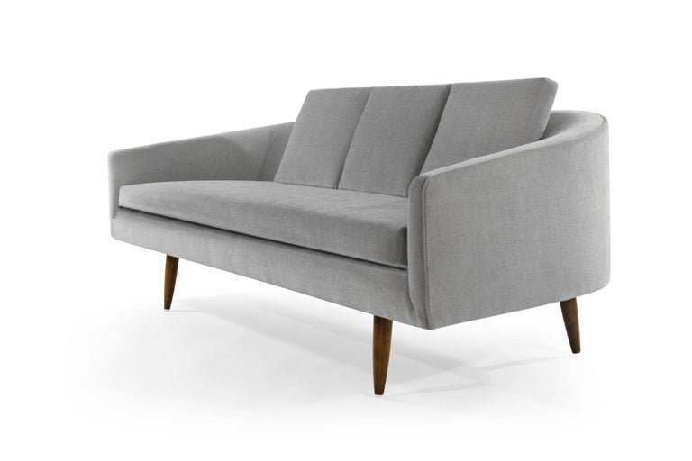 Mid Century Modern Adrian Pearsall For Craft Ociates Cloud Sofa