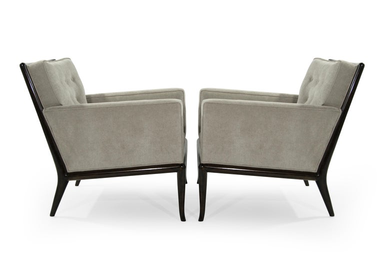 Mid-Century Modern T.H. Robsjohn-Gibbings for Widdicomb Lounge Chairs, 1950s For Sale