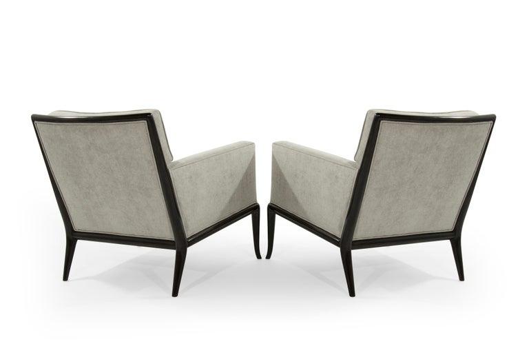 American T.H. Robsjohn-Gibbings for Widdicomb Lounge Chairs, 1950s For Sale