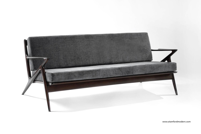 Poul jensen for selig z sofa for sale at 1stdibs - Selig z chair for sale ...