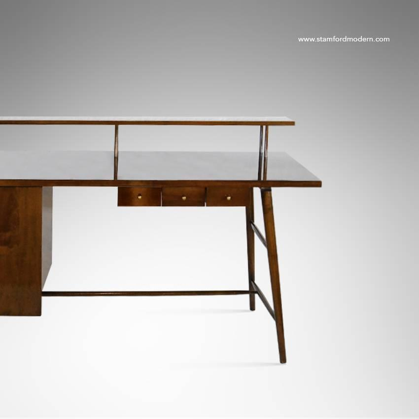 Architectural desk by paul mccobb for sale at 1stdibs for Architecte desl definition