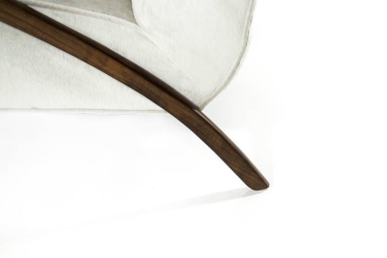 20th Century Italian Paolo Buffa Style Settee For Sale