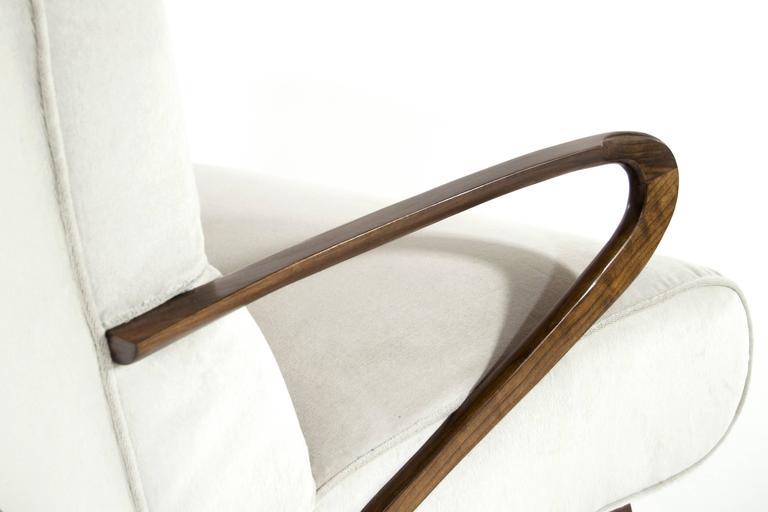 Italian Paolo Buffa Style Settee For Sale 1