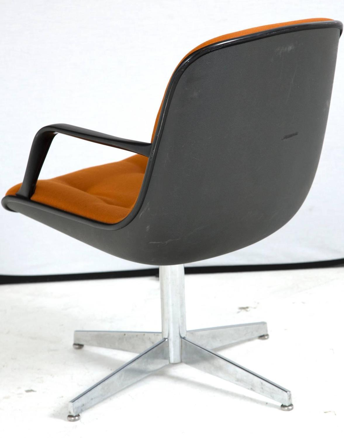Vintage steelcase side chair for sale at 1stdibs for Side chairs for sale