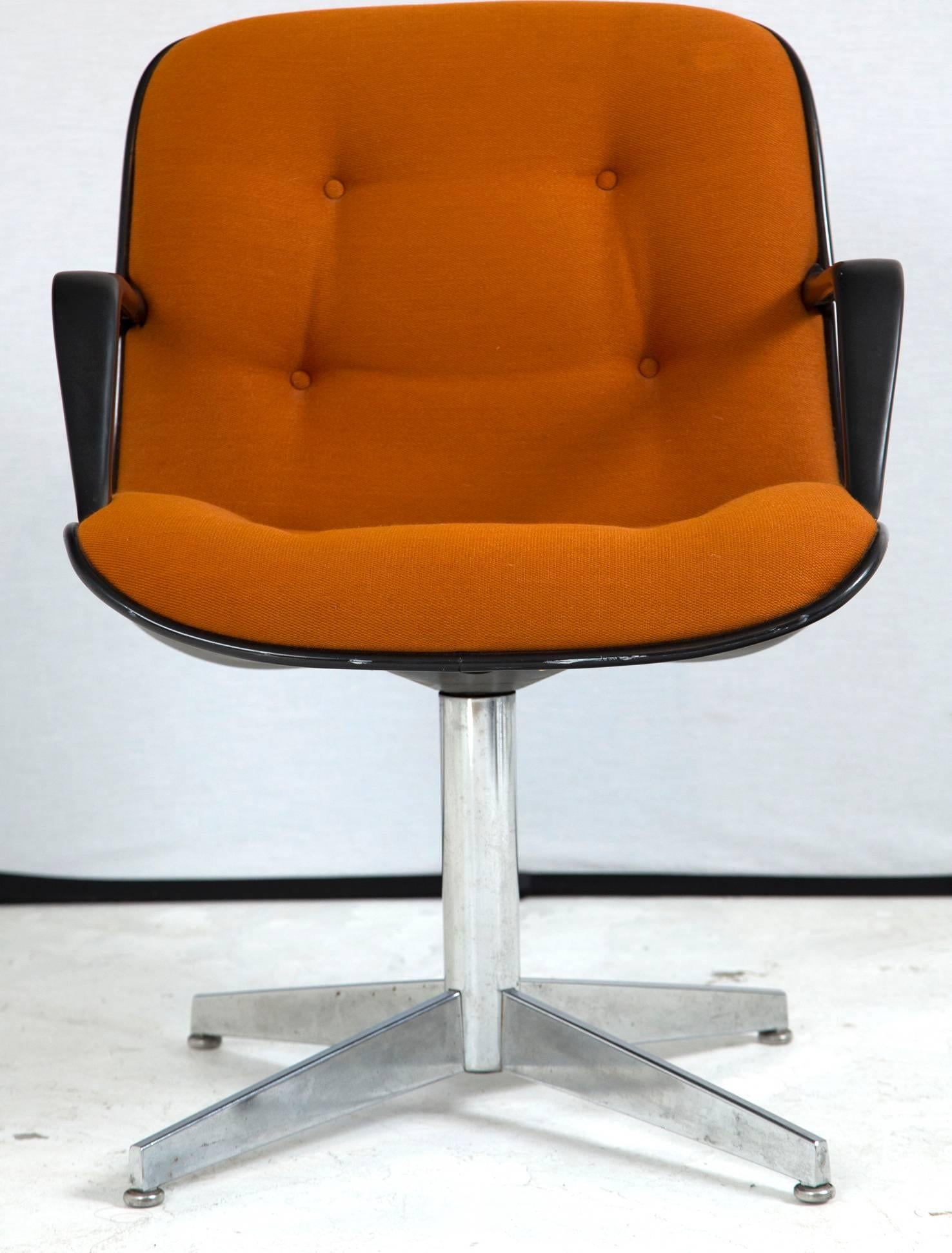 Vintage Steelcase Office Chair 2 For Sale On 1stdibs