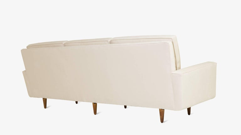 Early Florence Knoll Three-Seat