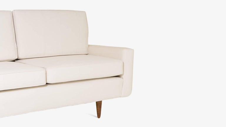 Mid-Century Modern Early Florence Knoll Three-Seat