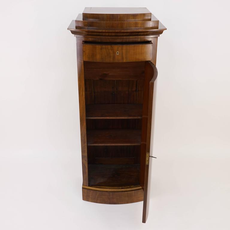 Biedermeier Drum Cabinet For Sale at 1stdibs