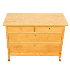 Jugend Stil Chest of Drawers