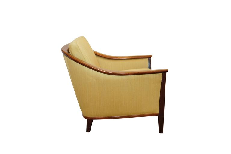 Mid-20th Century Mid-Century Modern Sofa and Armchairs Set For Sale