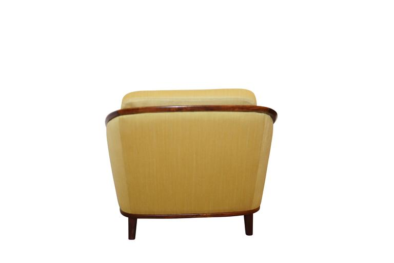 Mid-Century Modern Sofa and Armchairs Set For Sale 1