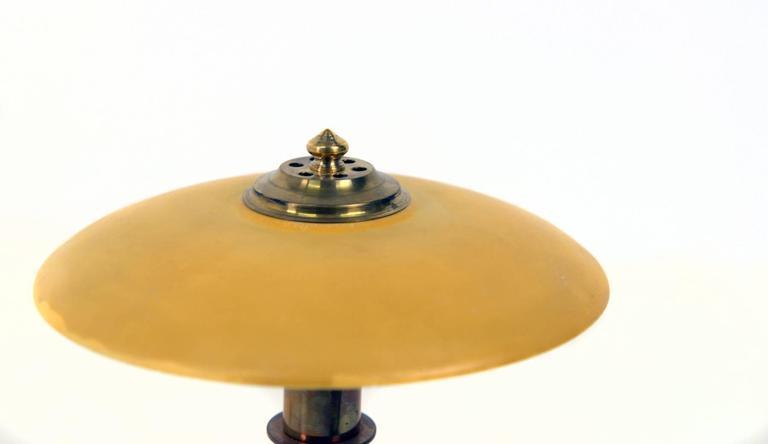 European Very Rare Lyfa Table Lamp, 1930s For Sale