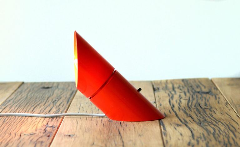 Rare Fog & Mørup Table Lamp by Hans Due In Excellent Condition For Sale In Amsterdam, NL