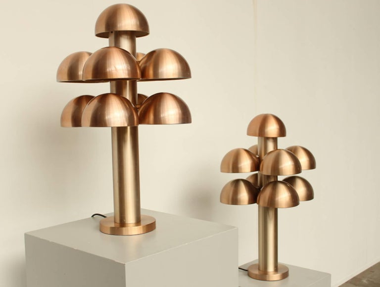 Maija Liisa Komulainen for RAAK Amsterdam Pair of Table Lamps