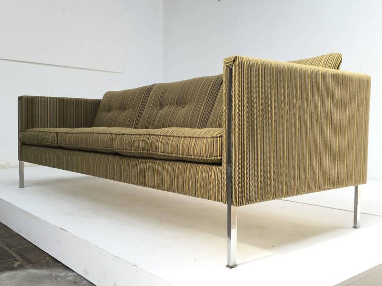 Mid-20th Century Pierre Paulin 442/3 Sofa for Artifort, 1962 in Sophisticated De Ploeg Upholstery For Sale