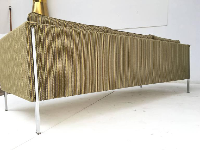 French Pierre Paulin 442/3 Sofa for Artifort, 1962 in Sophisticated De Ploeg Upholstery For Sale