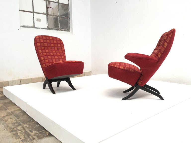 Penguin and Congo Chair by Theo Ruth for Artifort, 1957 2