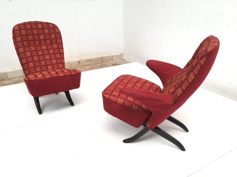 Penguin and Congo Chair by Theo Ruth for Artifort, 1957 7