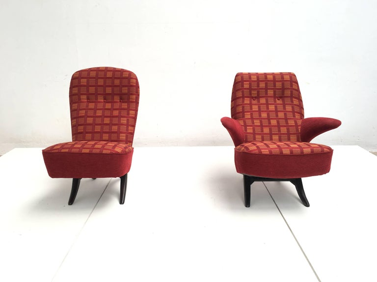 Penguin and Congo Chair by Theo Ruth for Artifort, 1957 3