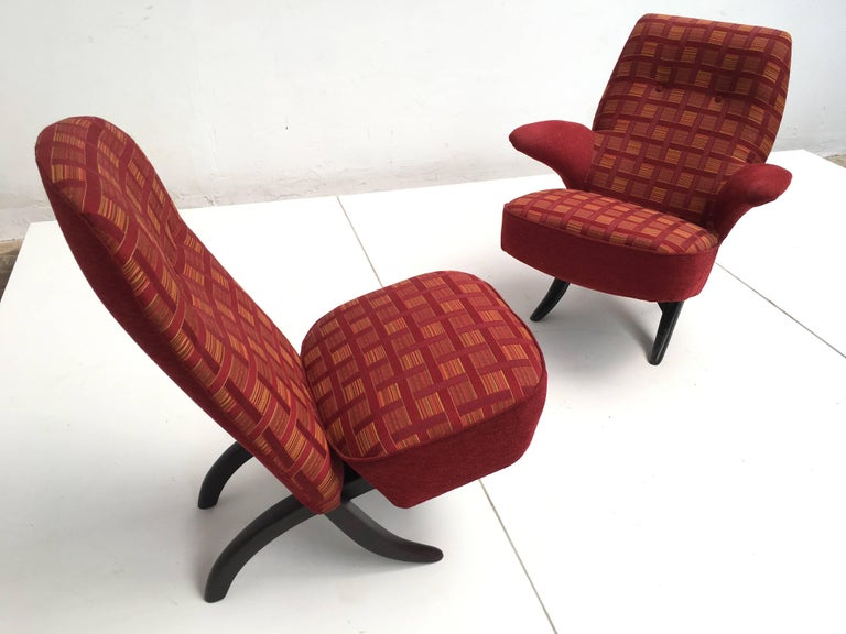 Penguin and Congo Chair by Theo Ruth for Artifort, 1957 6