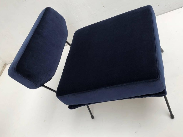 Pair of 'Elettra' Lounge Chairs by BBPR , Arflex,Italy 1953, Compasso D'Oro 1954 For Sale 5