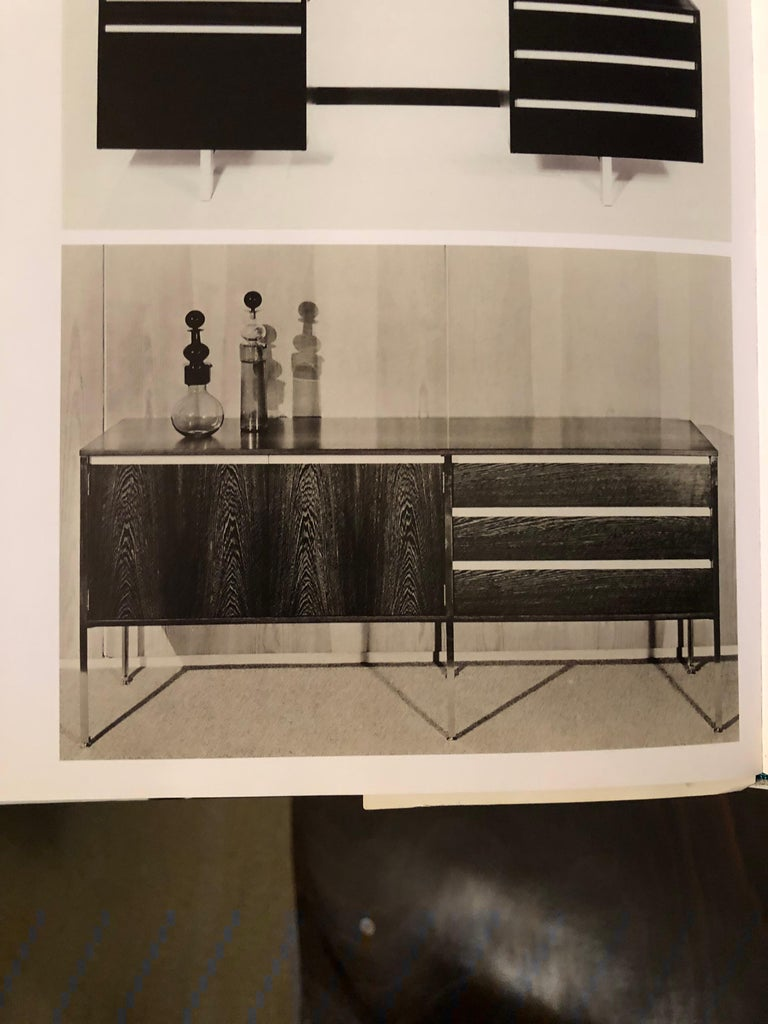 'Copal' Credenza in Panga Panga by Kho Liang le & Wim Crouwel for Fristho, 1960 For Sale 8