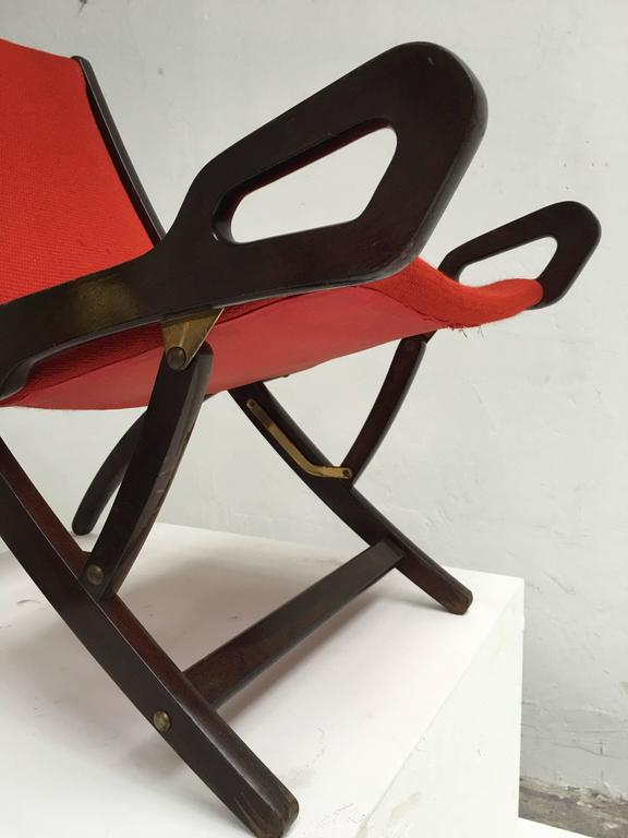 Gio Ponti ''Ninfea'' Chairs, 1958, Published with Certificate from Ponti Archive For Sale 3