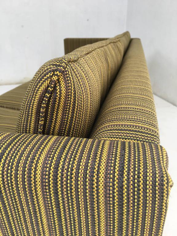 Pierre Paulin 442/3 Sofa for Artifort, 1962 in Sophisticated De Ploeg Upholstery In Good Condition For Sale In bergen op zoom, NL