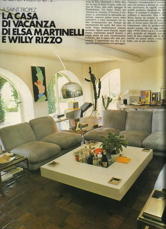 Italian Superb Pair of Suede Willy Rizzo Lounge Chairs, Signed Studio Willy Rizzo, 1969 For Sale