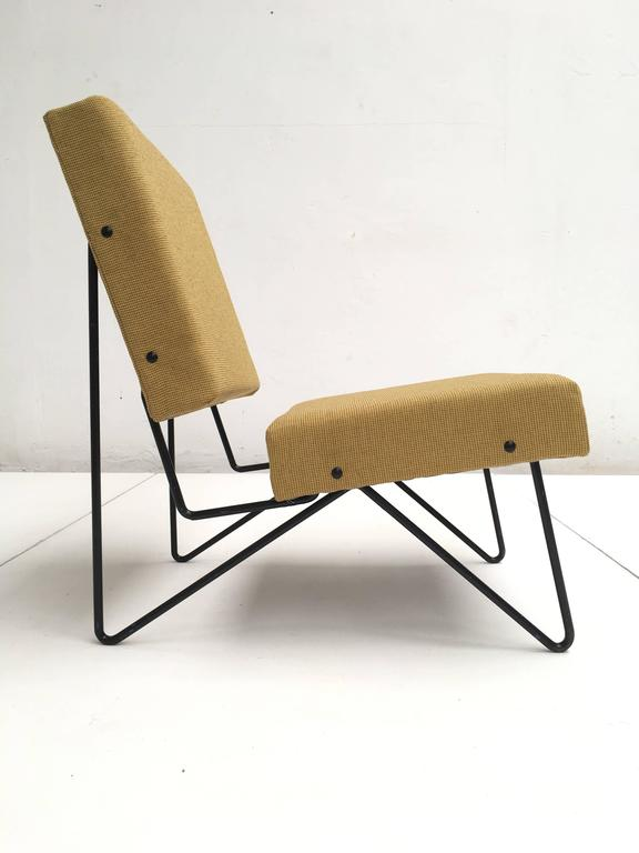 A rare icon of Dutch design history this FM03 Combex lounge chair by Cees Braakman for UMS Pastoe