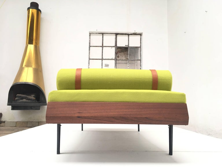Rare Modernist Daybed Model 165 by A.R. Cordemeijer for Auping The Netherlands 7