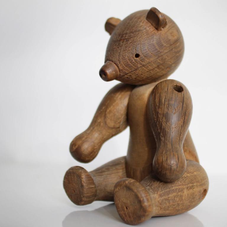 Lige ud Original Bear by Kay Bojesen Denmark at 1stdibs ZA31