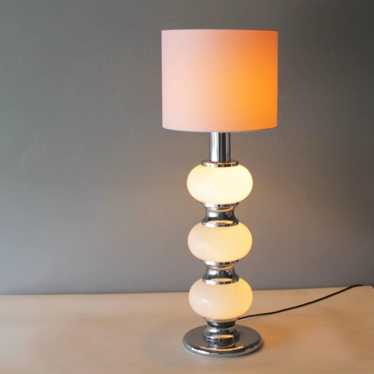 Large Table Lamp by Sölken Leuchten, Germany In Excellent Condition For Sale In JM Haarlem, NL