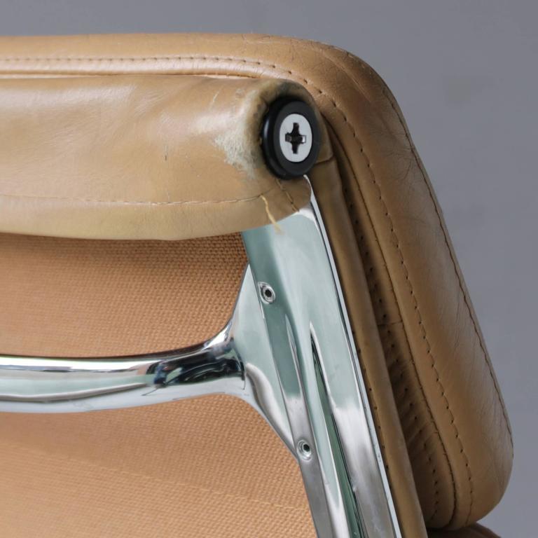 Eames Ea 217 Soft Pad Chair At 1stdibs