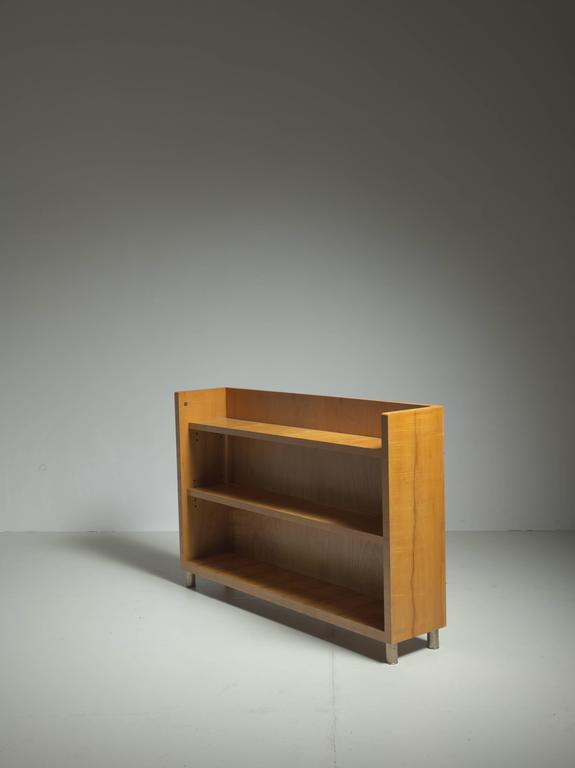 Swedish Axel Einar Hjorth Birka Bookcase, Nordiska, Sweden, 1935 For Sale