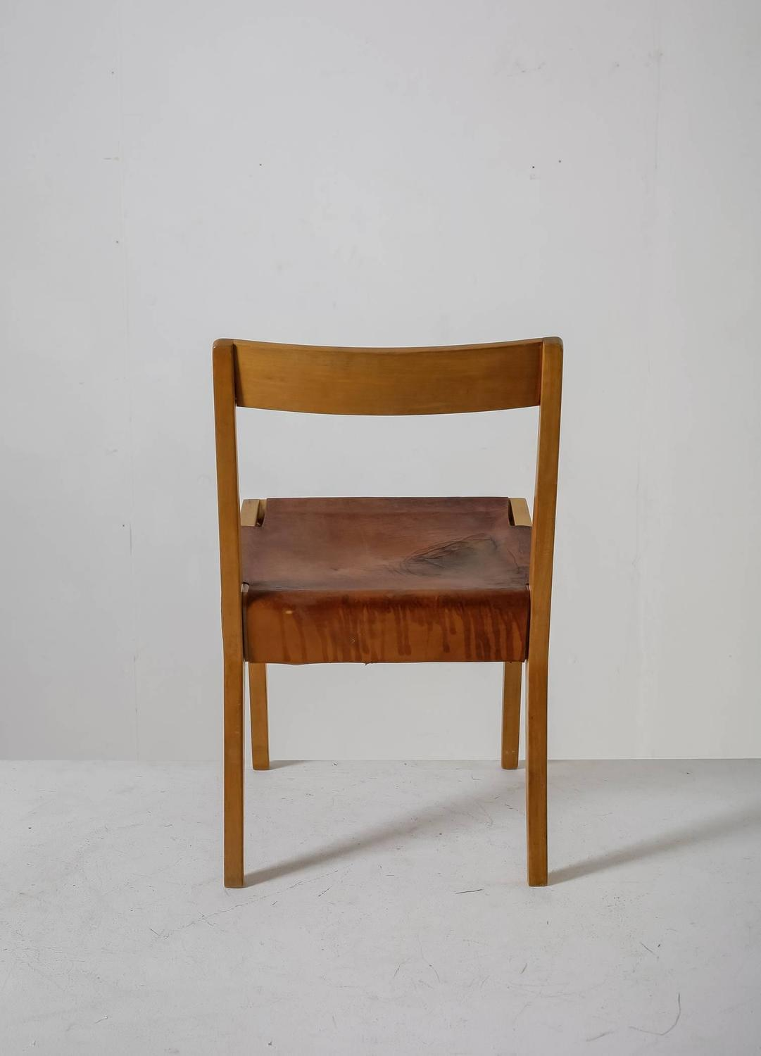 Jens risom early knoll associates chair usa 1940s for for Knoll and associates