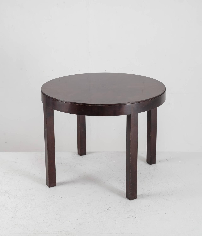 Nordiska Kompaniet Birch Coffee Table Sweden 1932 For Sale At 1stdibs